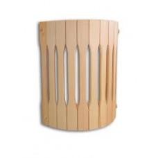 Декоративный абажур для светильника в сауну