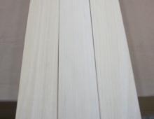 Африканская светлая доска для отделки сауны из абаши