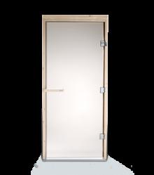 Дверь в сауну TYLO DGM с деревянной коробкой