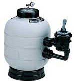 Бесшовный литой песочный фильтр «Millennium», конфигурация 2