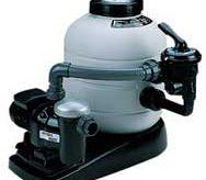 Бесшовный литой песочный фильтр «Millennium», конфигурация 4