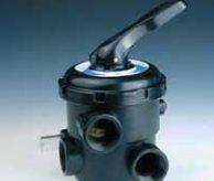 Многопозиционный вентиль для фильтра, конфигурация 1