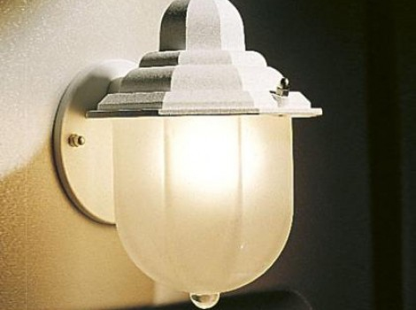 Влагозащищённый светильник в сауну