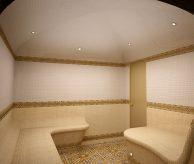 Дизайн-проект хамама в светлых тонах