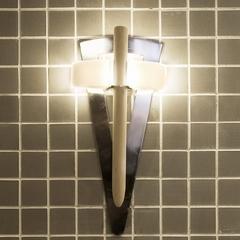 Светильник в баню или сауну