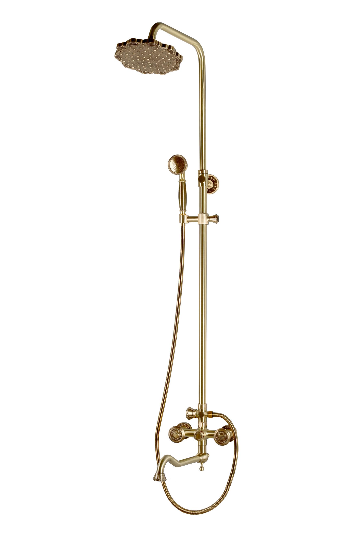 Душевая стойка для хамама IMG_8823